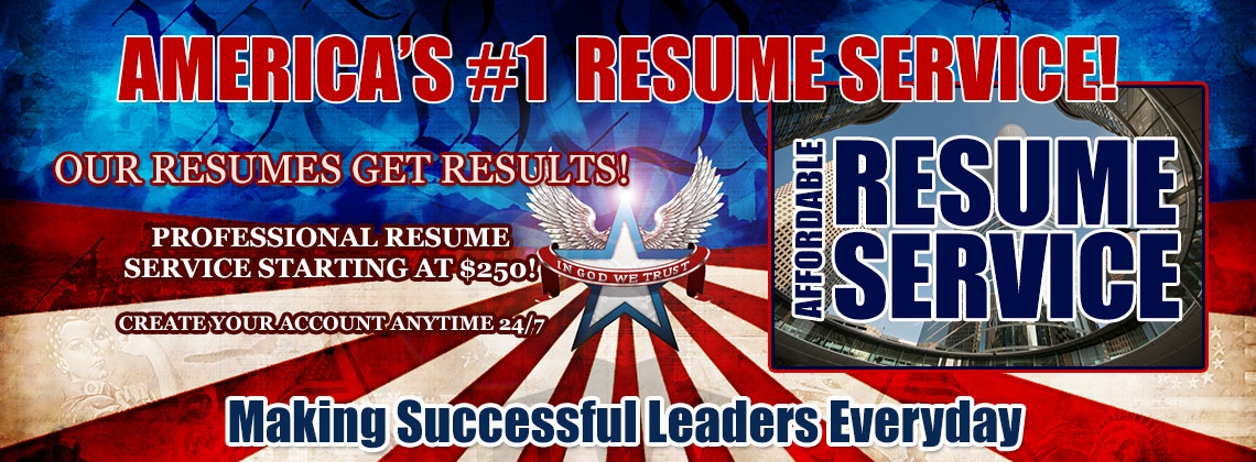 home affordable resume service impressing employers since 1997